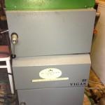 Log boiler