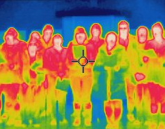 The ColGlen chorus help with thermal imaging!