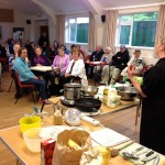 Sustainable Cookery Demo